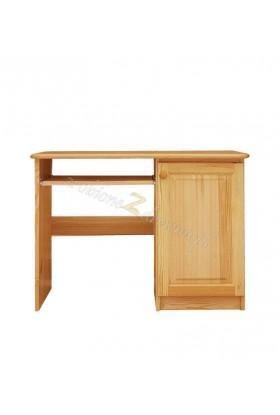 Borovicový psací stůl D