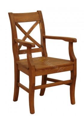 Židle Hacienda X