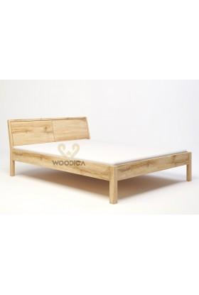 Łóżko dębowe Modern 02