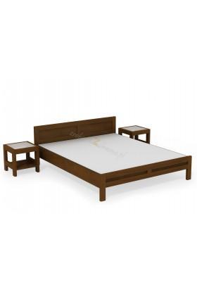 Břízová postel L3