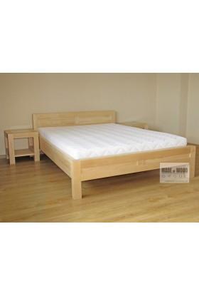 Břízová postel L4