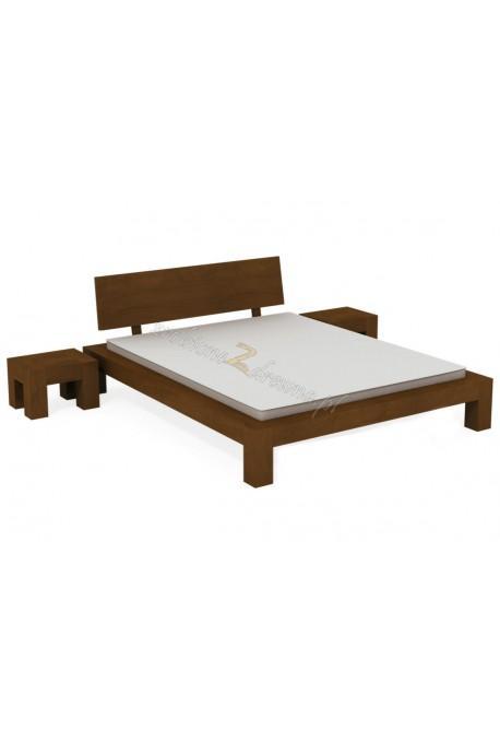 Břízová postel L6