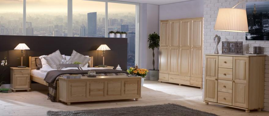 Borovicový nábytek Klasický