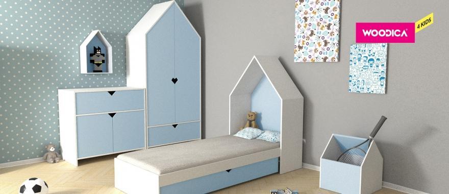 Dětský nábytek z masivu Home