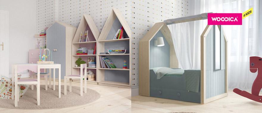 Dětský nábytek z masivu forEster