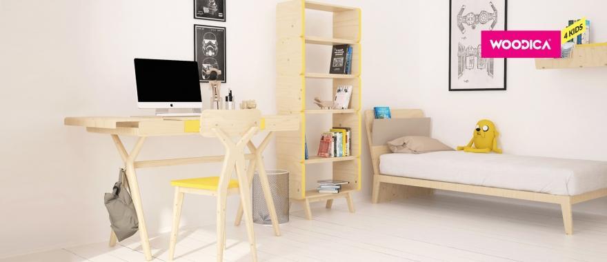 Borovicový dětský nábytek Kogel Mogel