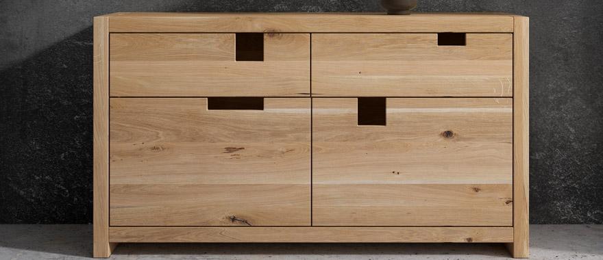 Dubový nábytek Caragana