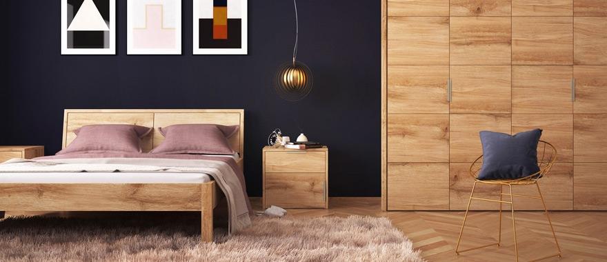 Dubový nábytek Modern